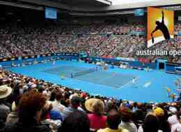 ROD LAVER ARENA – AUSTRALIAN OPEN 2020
