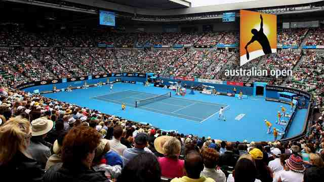 Saison 2018 · Grand Chelem / Open d'Australie (AUS) - Dur Outdoors AUSTRALIAN-OPEN