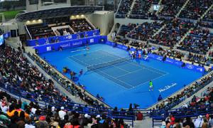 International Tennis Center. Abu Dhabi