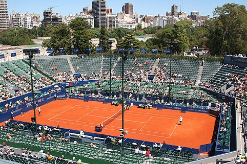 Buenos Aires  Lawn Tennis Club (Argentina Open 2020)