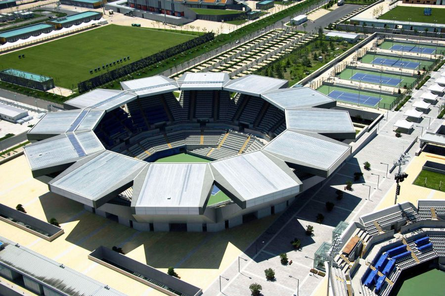 Olympic Green Tennis Center ( China Open)