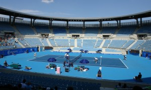 Olympic Tennis Center. Greece