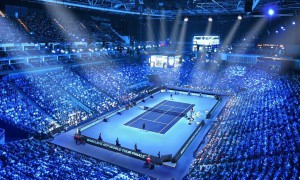 THE O2 – Nitto ATP Finals 2019