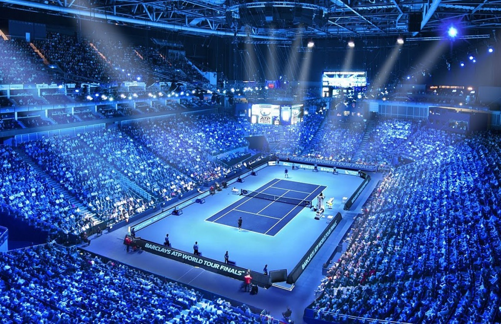THE O2 ARENA – NITTO ATP Finals 2020