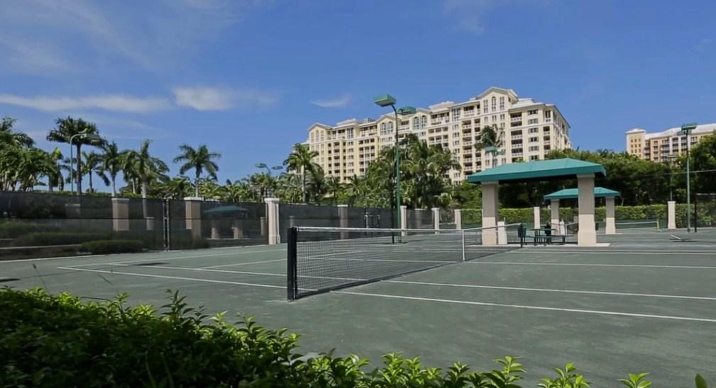 The Ritz Carlton Key Biscayne Miami Cliff Drysdale Tennis Center
