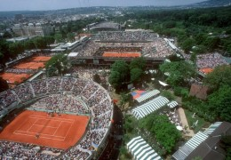 COURT PHILLIPE CHATRIER – ROLAND GARROS 2020