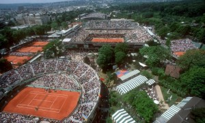 COURT PHILLIPE CHATRIER – ROLAND GARROS 2018