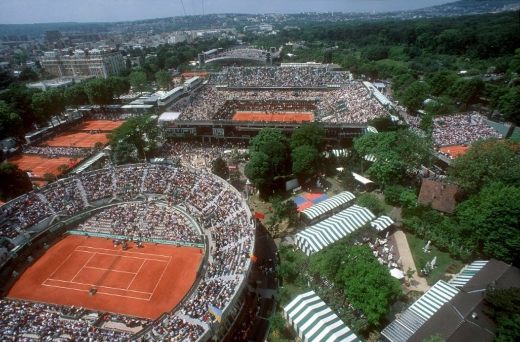 COURT PHILLIPE CHATRIER – ROLAND GARROS 2021