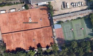 National Tennis Center. Bucuresti