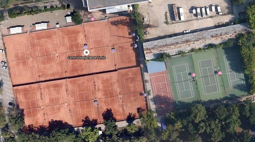 National Tennis Center. Bucuresti