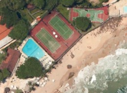 Sheraton Rio Hotel & Resort – tennis