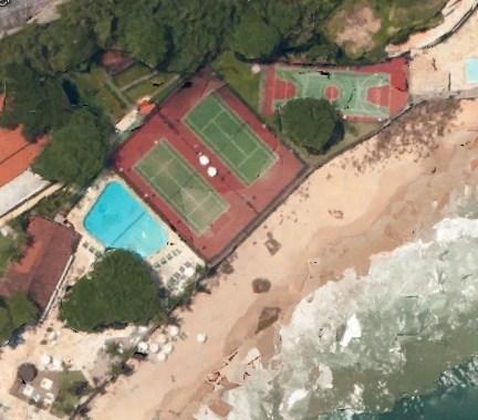 Sheraton Rio Hotel & Resort – tennis