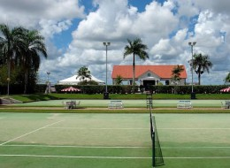 Hotel Torarica & Casino (Tennis Courts)