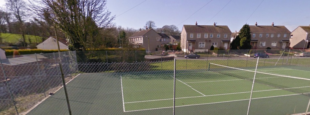 Garlieston tennis