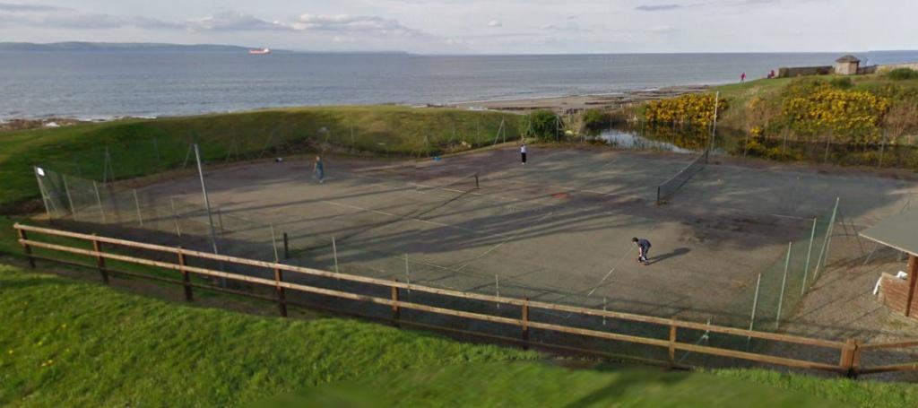 Golf View Hotel & Spa, tennis