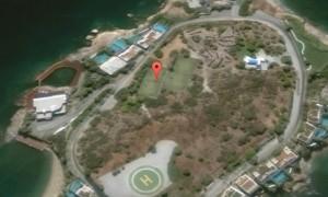 Grand Resort Lagonissi – tennis courts