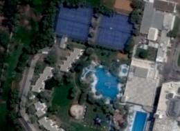 Hilton Al Ain – tennis courts