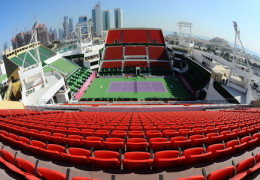KHALIFA INTERNATIONAL TENNIS COMPLEX