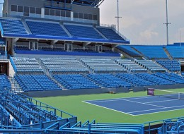 Lindner Family Tennis Center. Western & Southern Open