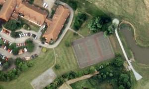 Macdonald Botley Park Hotel, tennis