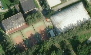 Ostravská univerzita tennis