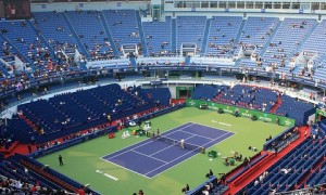 Qizhong Forest Sports City Arena(Shanghai Rolex Masters)