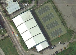 Swansea Tennis Centre