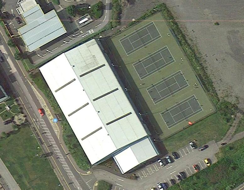Swansea Tennis Centre