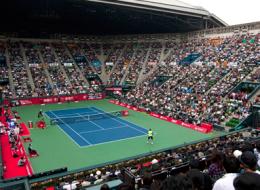 Ariake Coliseum ( RAKUTEN JAPAN OPEN  TENNIS CHAMPIONSHIPS )