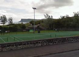 Ballycastl, tennis