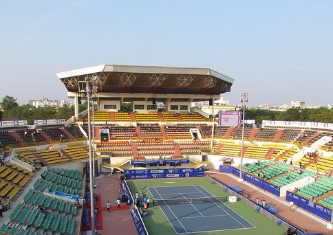 CHENNAI TENNIS CENTER