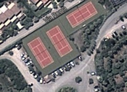 Minerva Club Resort . Tennis Courts