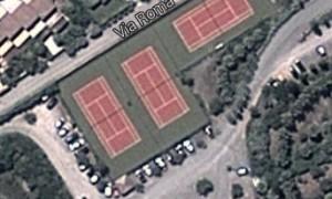 Minerva Club Resort . Tennis Courts