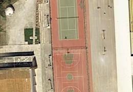 Megara tennis court