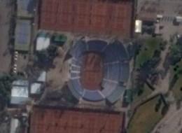 National Stadium Santiago