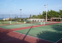 Saronida tennis Club – Tweener tennis club