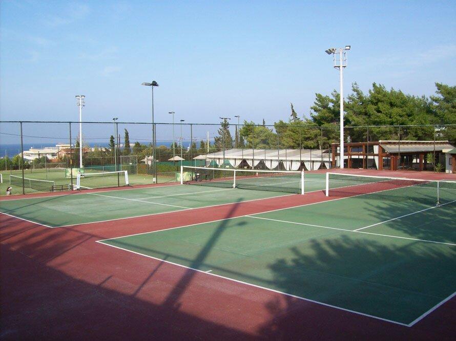 Saronida tennis Club – Tweener tennis club