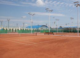 Sheriff Tennis Sport Complex