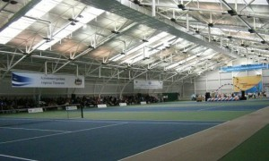 Tyumen tennis center