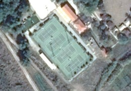 Tennis Center Lesvos