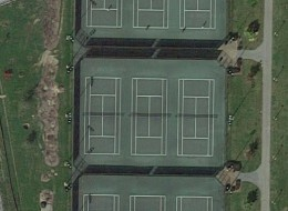 R.I.T. Tennis Courts