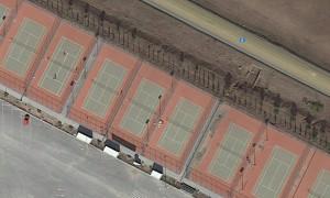 Larisa tennis courts
