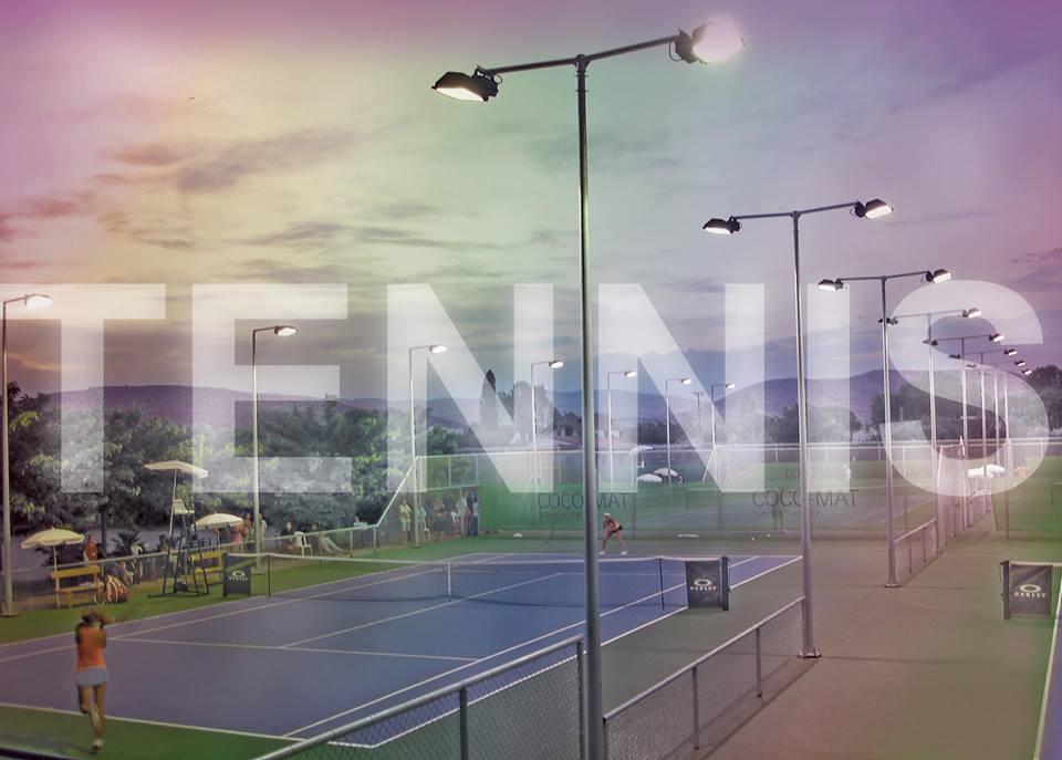 MVS Tennis Systems Hotel