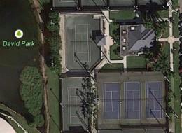 David Park Tennis Center