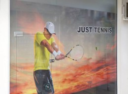 Just tennis