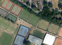 National Tennis Centre. London