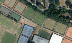 National Tennis Centre. London