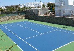 Mykonos tennis club
