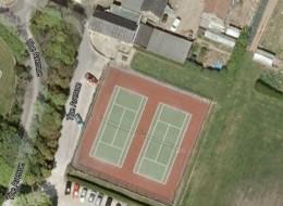 Raven Hall Hotel. tennis