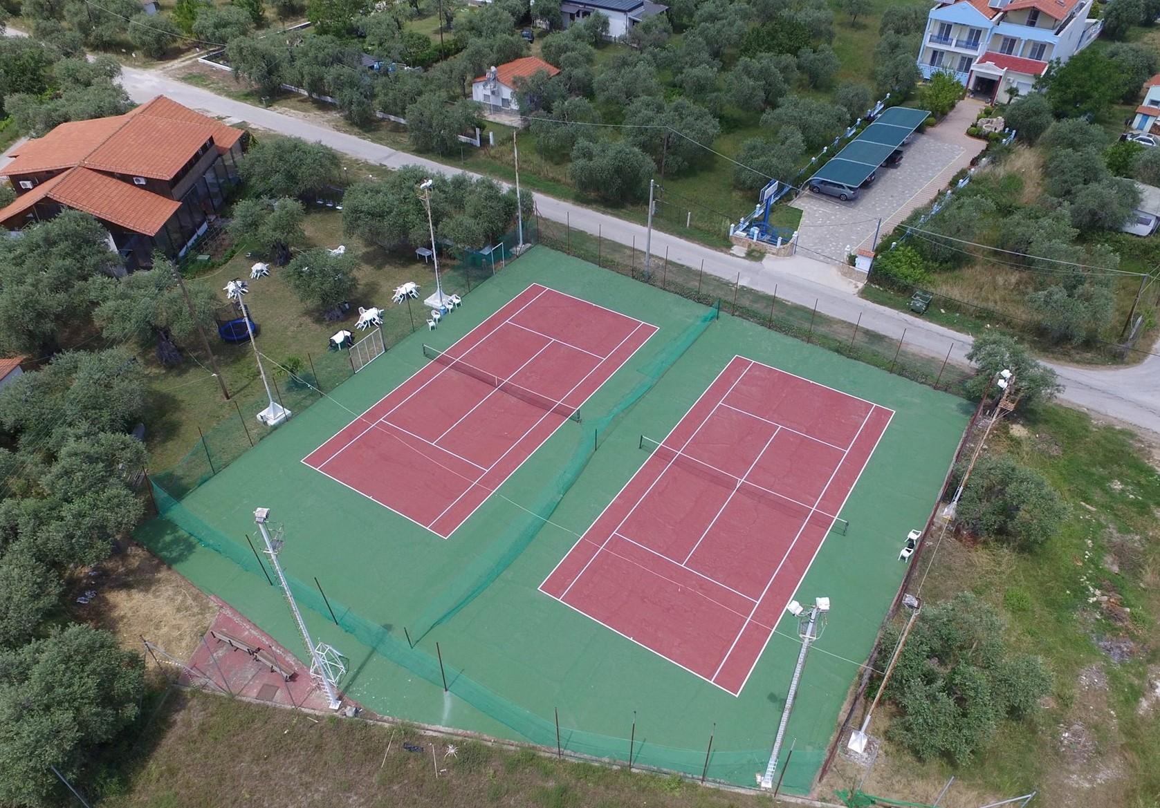 Tennis Club Thassos